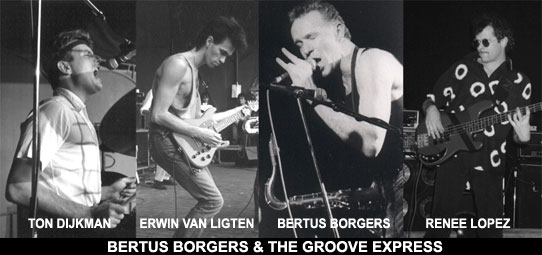 borgers & groove
