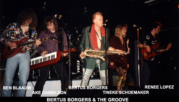 borgers groove